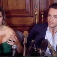 "Sophia Bush & Jesse Lee Soffer Preview ""Chicago P.D."" Crossover Event"