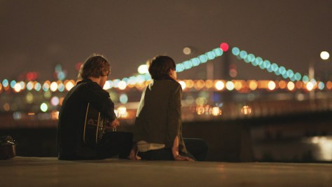 Johnny Flynn & Anne Hathaway in 'Song One' - Cinedigm/Film Arcade