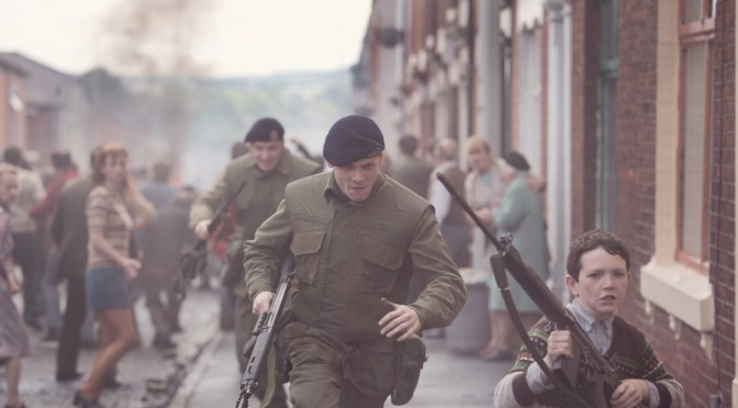 "Film Review: Jack O'Connell Highlights Tense Thriller ""71"""