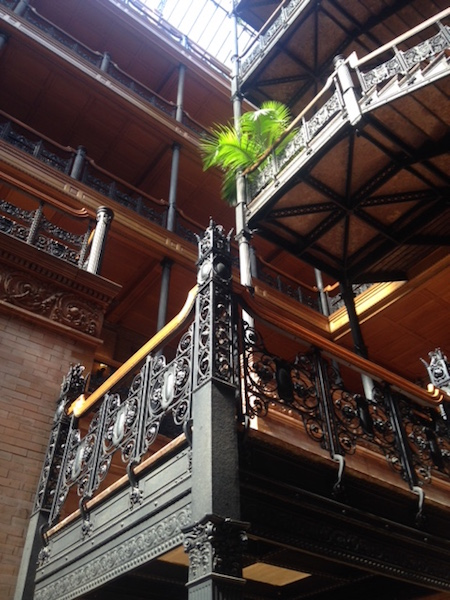 The Bradbury Building - DeepestDream.com