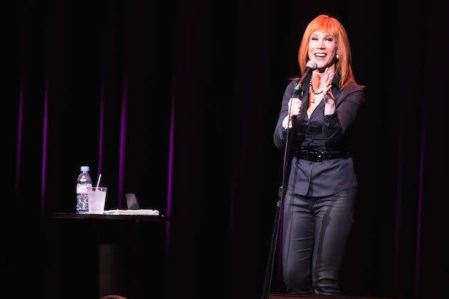 Kathy Griffin at the Borgata Hotel Casino & Spa