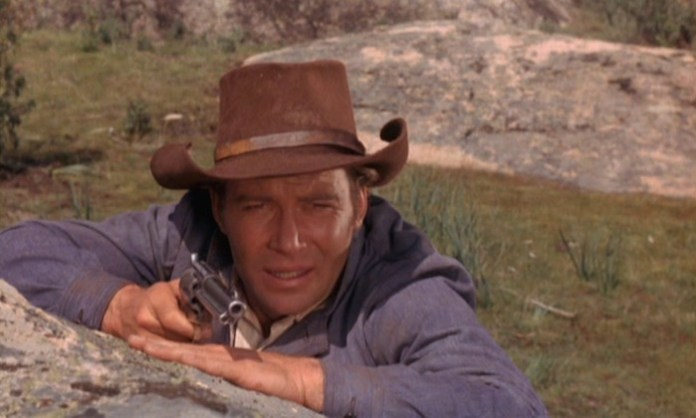 "William Shatner in ""White Comanche"" - Warner Archive"
