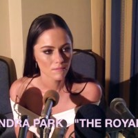 """The Royals"" Star Alexandra Park on Acting: ""It's All or Nothing"""