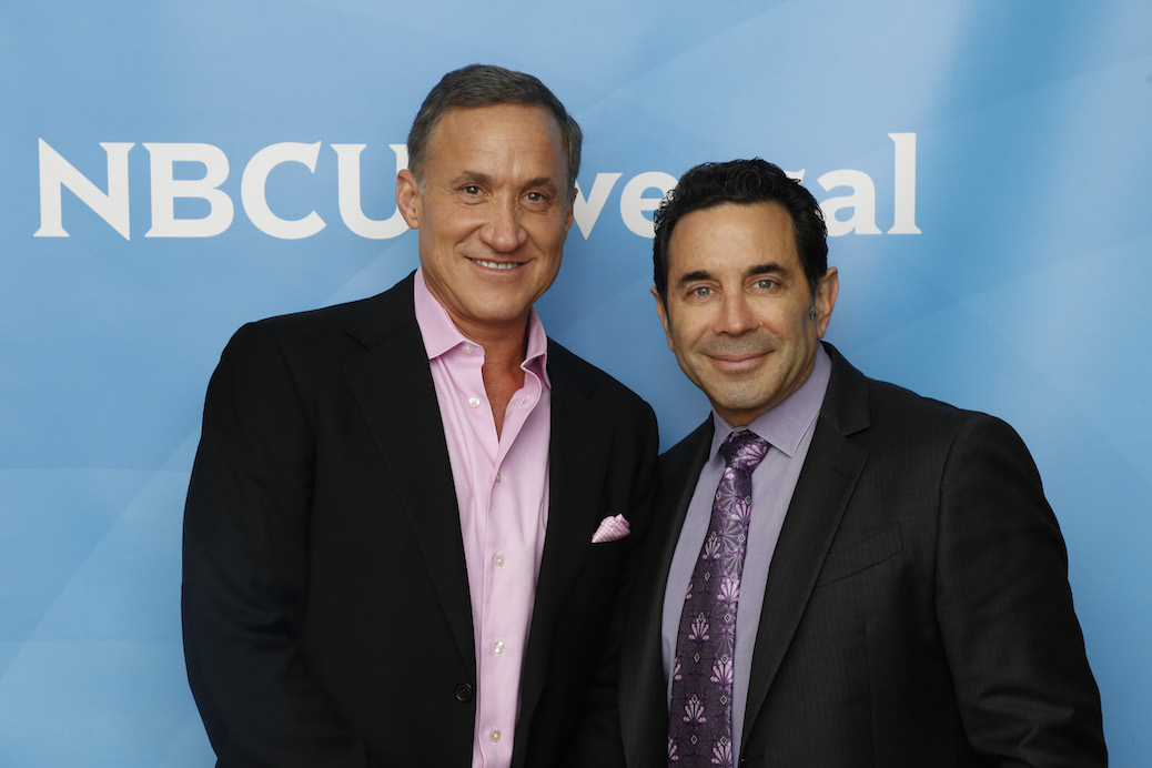"""VIDEO: Dr. Terry Dubrow & Paul Nassif Talk """"Botched"""" & No Judgments"""