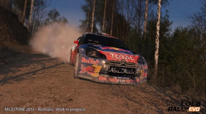 "Bandai Namco Announces ""Sébastien Loeb Rally Evo"" For Cross Platforms"
