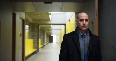 Stanley Tucci in Fortitude - British Sky Broadcasting Limited 2014