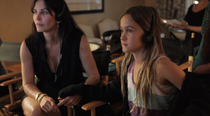 "Courteney Cox Brings Family Touch To ""Just Before I Go"""