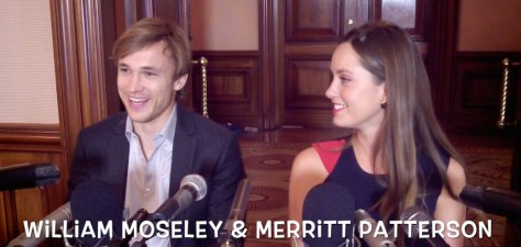"William Moseley - Merritt Patterson ""The Royals"" (DeepestDream.com)"
