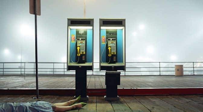 Melanie Pullen Phones, 2004