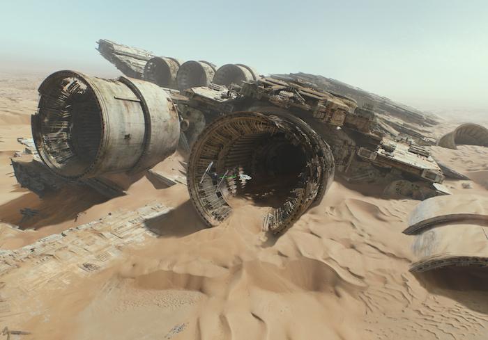 Star Wars: The Force Awakens Ph: Film Frame©Lucasfilm 2015