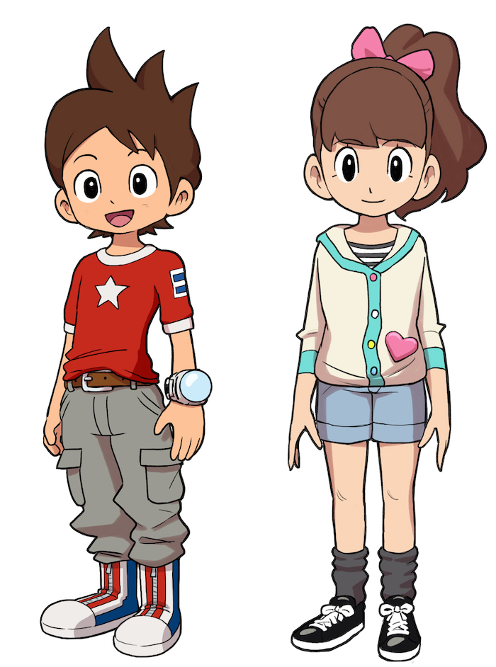 Published by Nintendo, YO-KAI WATCH centers on a boy who gets a special watch that lets him befriend and help mischievous Yo-kai and later summon them to fight other Yo-kai. (Photo: Business Wire)