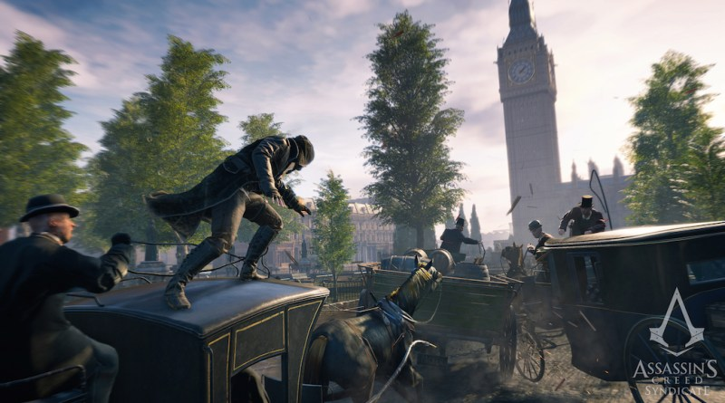 ASSASSIN'S CREED SYNDICATE - Ubisoft