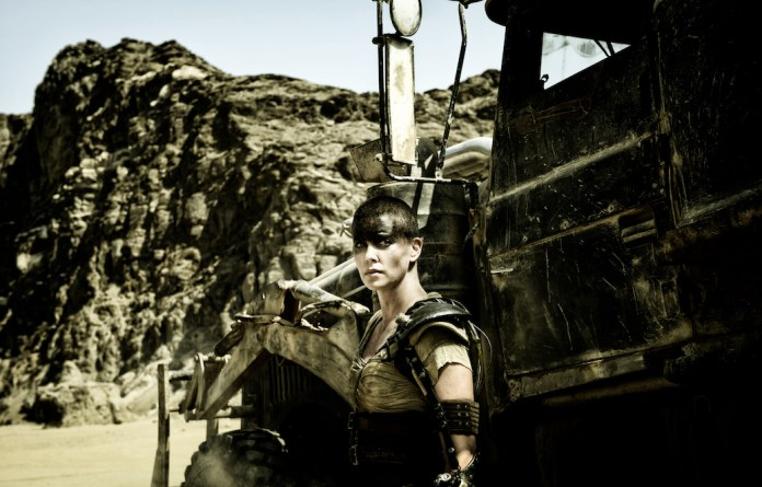 """Charlize Theron Is """"Touched"""" By """"Mad Max: Fury Road"""" Role"""