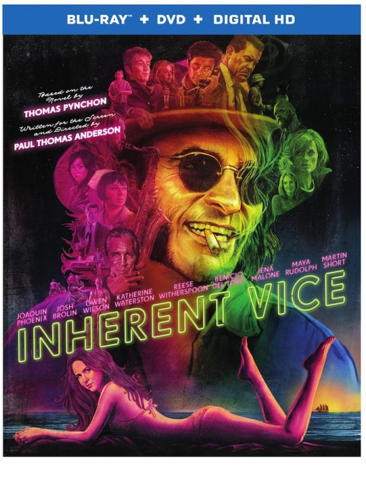 Inherent Vice - Warner Bros. Home Entertainment