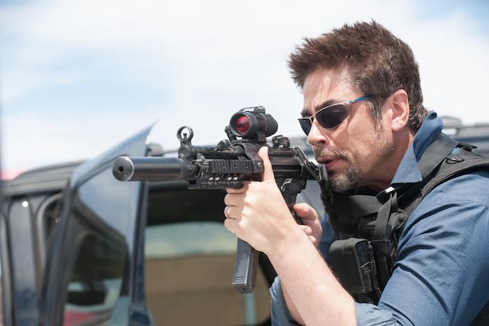 """Benicio Del Toro in """"Sicario"""" - Lionsgate"""
