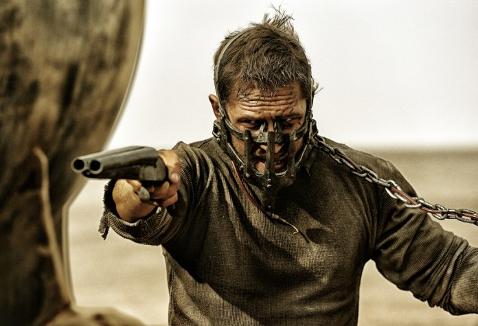 """Tom Hardy Was Initially """"Daunted"""" With """"Mad Max: Fury Road"""""""