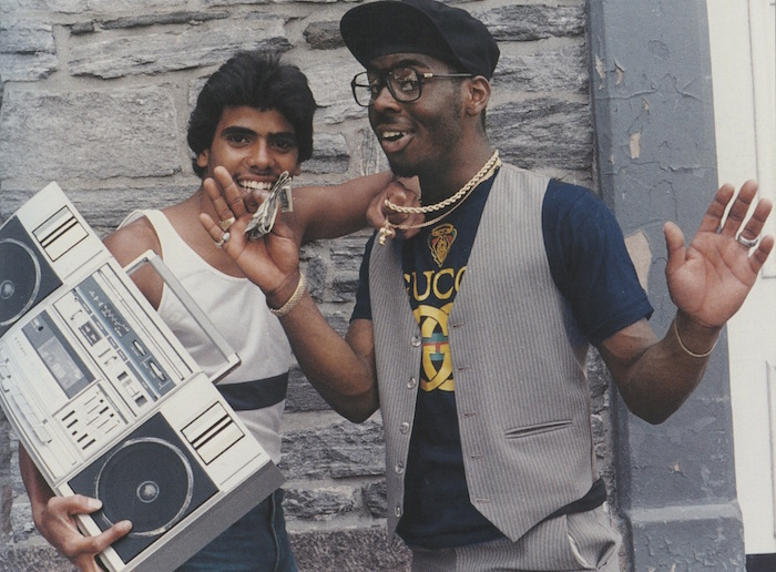 CNN Films: Fresh Dressed- Classic street style; Brooklyn New York, circa 1986. Photograph by Jamel Shabazz