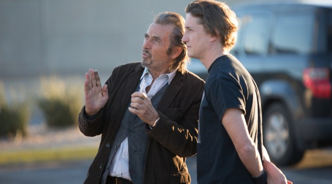 "The Directors: David Gordon Green Teams With Al Pacino in ""Manglehorn"""