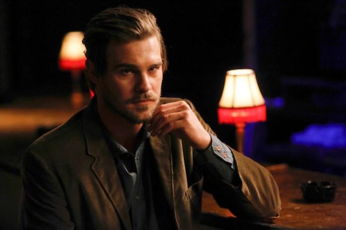 "AQUARIUS -- ""Sick City"" -- Pictured: Grey Damon as Brian Shafe -- Photo by: (Vivian Zink/NBC)"