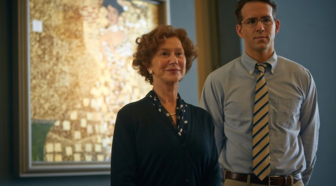 Blu-Ray Pick: 'Woman In Gold' Features Helen Mirren In Fine Form