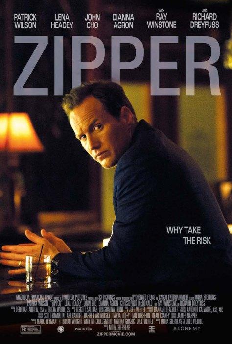Patrick Wilson in 'Zipper'