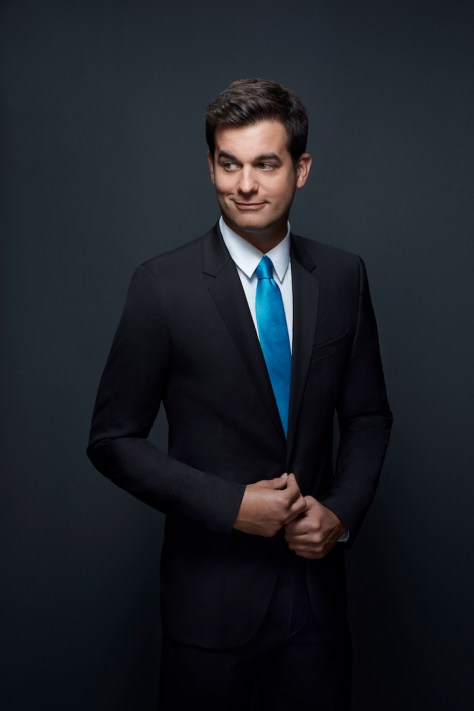 THE COMMENT SECTION -- Season: 1 -- Pictured: Michael Kosta -- (Photo by: Brian Bowen Smith/E! Entertainment)