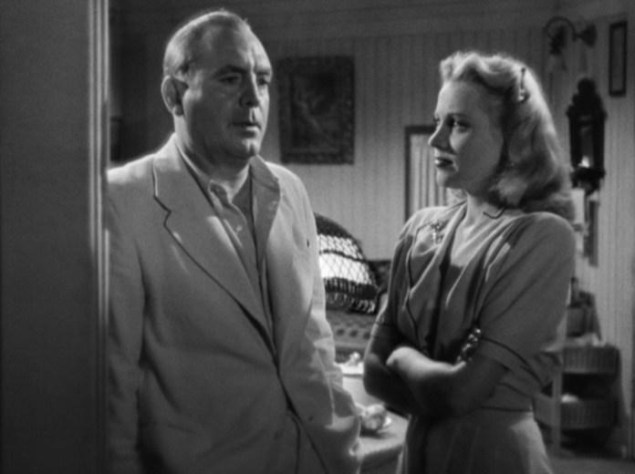 Pat O'Brien & Anne Jeffreys in 'Riffraff' - Warner Archive