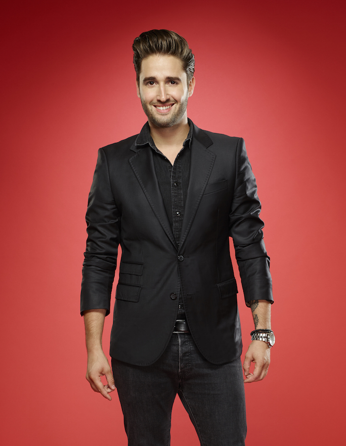 THE VOICE -- Season: 9 -- Pictured: Viktor Kiraly -- (Photo by: Trae Patton/NBC)