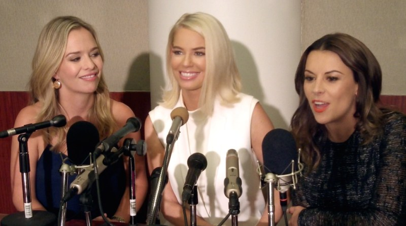Ladies of London (Marissa Hermer, Caroline Stanbury, Juliet Angus) - DeepestDream.com