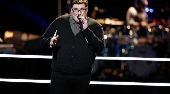 "Exclusive: Jordan Smith Has Faith In ""The Voice"" Journey"