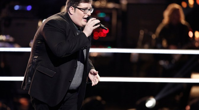 The Voice Knockout Rounds, Week 1 Set Fire to the Stage