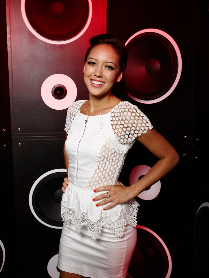THE VOICE -- Season: 9 -- Pictured: Amy Vachal -- (Photo by: Chris Haston/NBC)