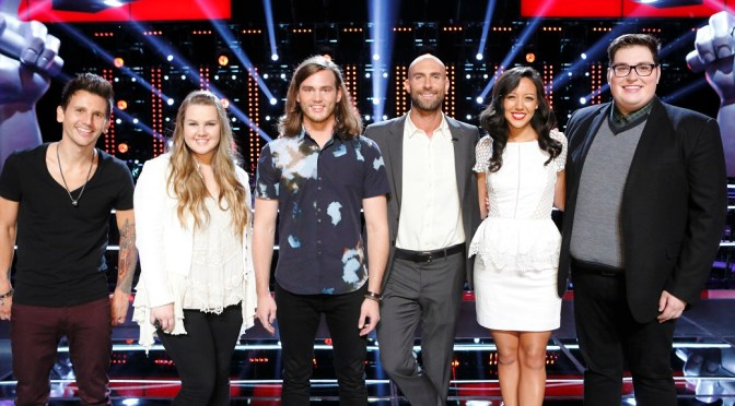 "'The Voice' Top 20 Rankings Heading To ""LIVE"" Shows"