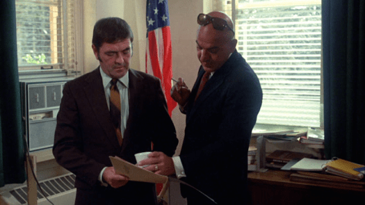 """James Doohan & Telly Savalas - """"Pretty Maids All In A Row"""" (Warner Archive)"""
