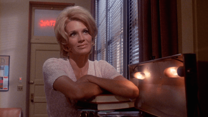 """Angie Dickinson - """"Pretty Maids All In A Row"""" (Warner Archive)"""