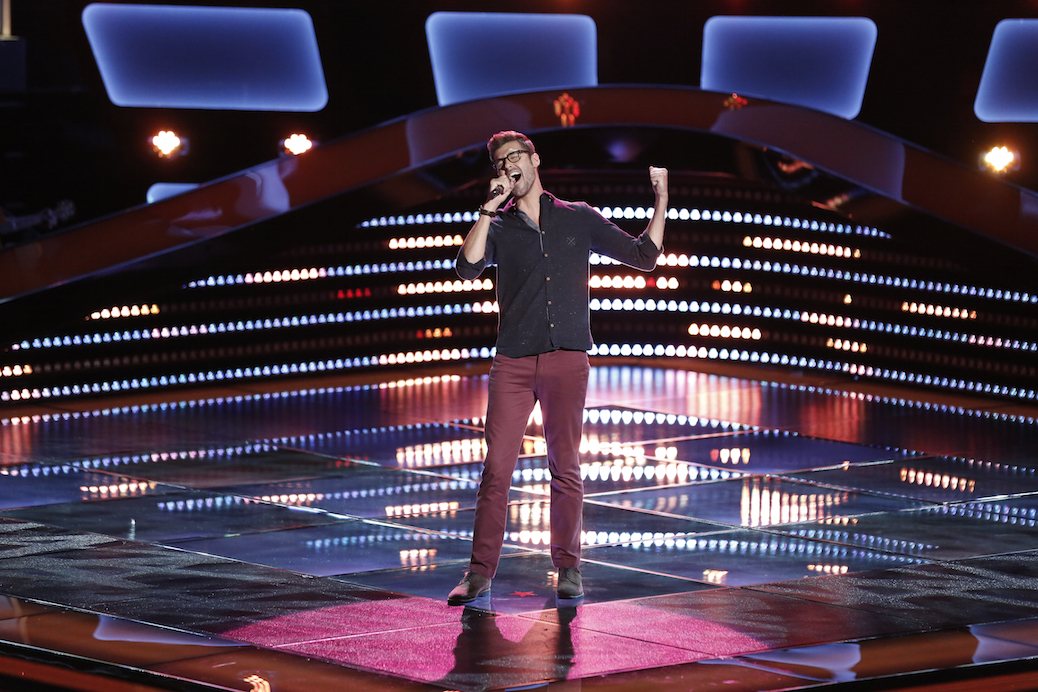 The Voice Blind Auditions, Night 3: Ryan Quinn, Peyton Parker Thrill and Chill