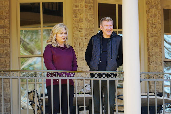 Julie Chrisley Talks 'Chrisley Knows Best' & Motherhood ...
