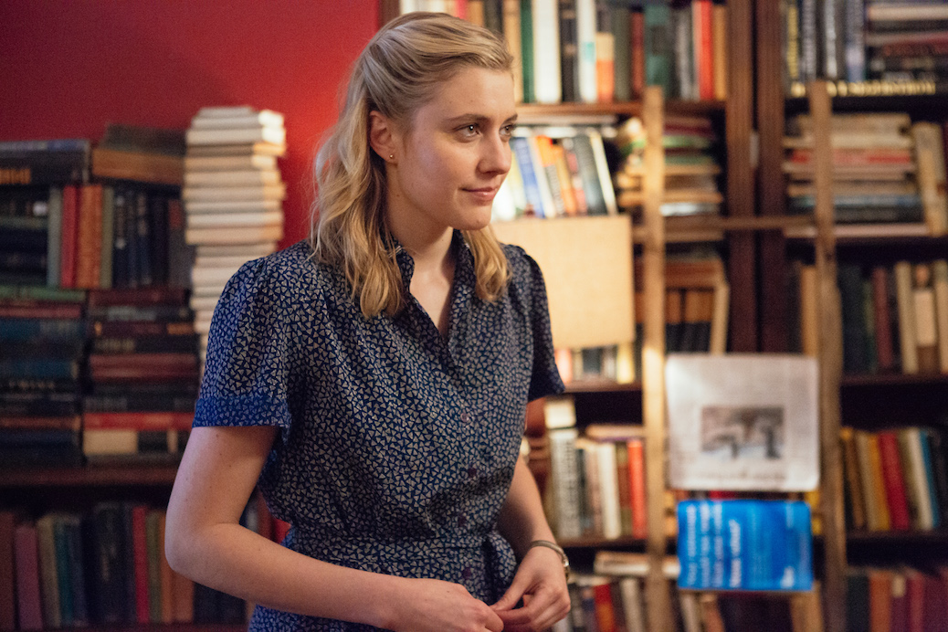 Greta Gerwig Talks Carole Lombard & Movie Musical Love