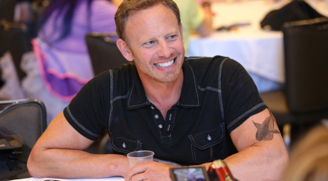 VIDEO: Ian Ziering Talks Work Ethic And Father's Sacrifice