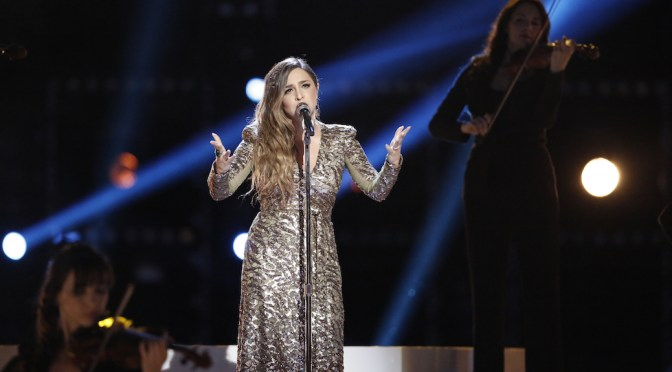 The Voice Finals: Three Shots, Few Misses