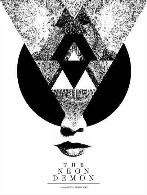 The Neon Demon (Artist: Jay Shaw)
