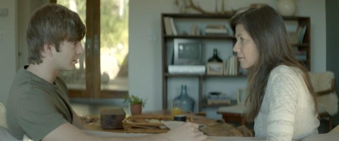 "Jack Griffo & Daphne Zuniga in ""Those Left Behind"""