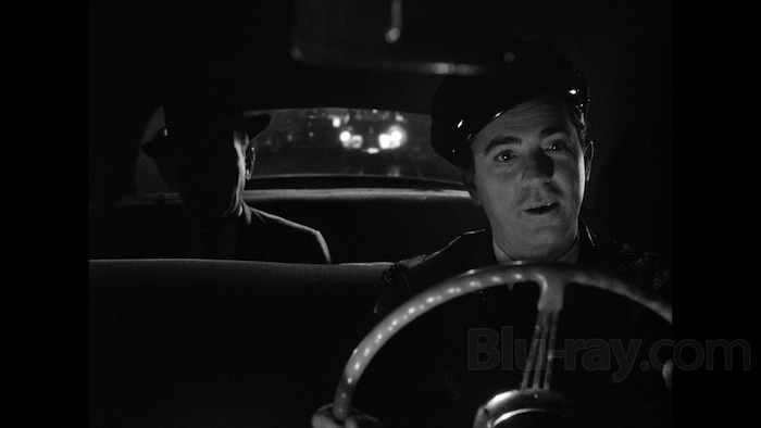 Humphrey Bogart & Tom D'Andrea in 'Dark Passage.' (CR: Bluray.com)