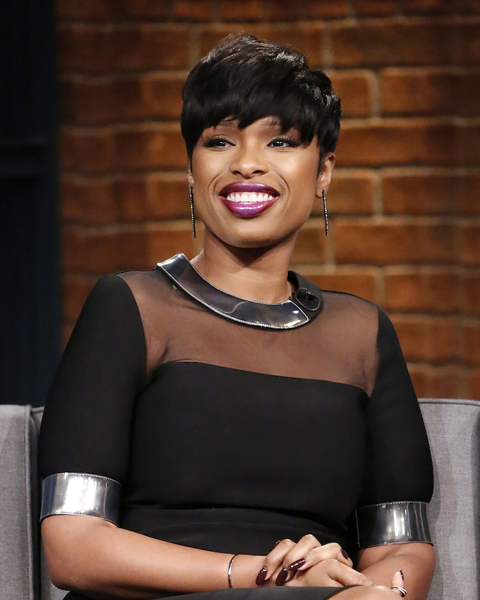 HAIRSPRAY LIVE! -- -- Pictured: Jennifer Hudson -- (Photo by: Jon Pack/NBC)