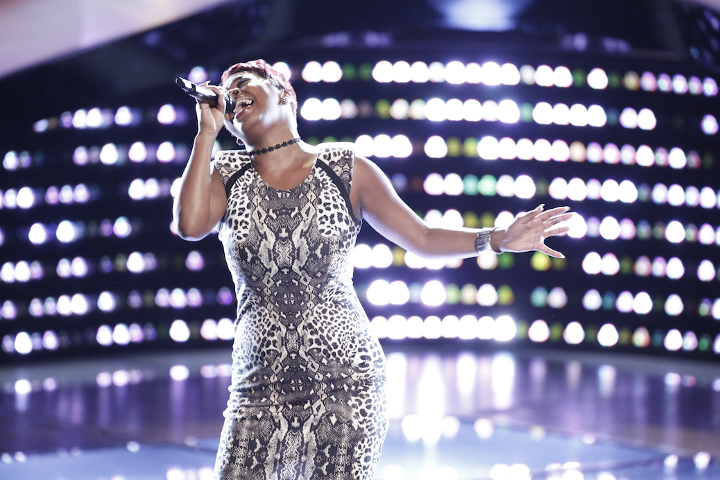 The Voice Blind Auditions, Night 1: Riley Elmore, Ali Caldwell + Gabe Broussard Turn Heads + Chairs