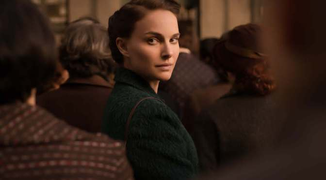 Natalie Portman To Receive Israel Film Festival Achievement In Film Award
