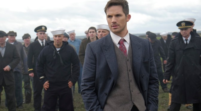 "Matt Lanter Delves Into ""Human Element"" of 'Timeless'"