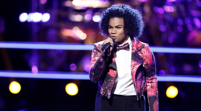 'The Voice' Knockout Rounds, Night 1: Making 'We' to the Live Rounds