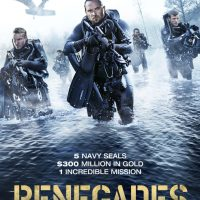 "Sullivan Stapleton Goes ""Underwater"" With 'Renegades' Trailer"