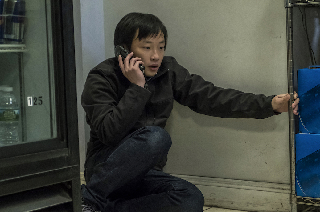 """Jimmy O' Yang in """"Patriots Day"""""""